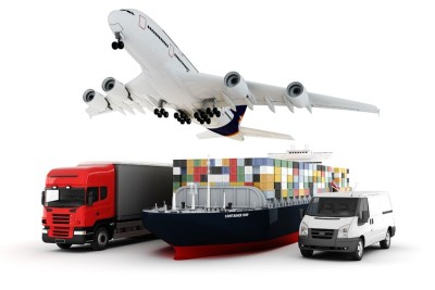 9345458 - 3d world wide cargo transport concept