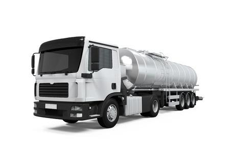 30519210 - fuel tanker truck
